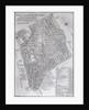 Map of Lower Manhattan by Corbis