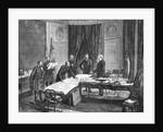 German Council of War by Corbis