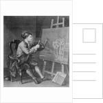 Engraving After William Hogarth by William Hogarth