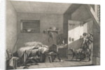 Condorcet Dying in His Prison Cell by Corbis