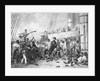Battle of Trafalgar by Corbis
