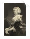 Portrait of Marie Antoinette Smiling by Corbis
