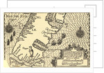 Map of Patagonia by Corbis