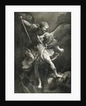 Saint Michael by Reni Guido