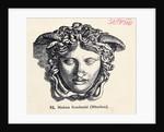 Illustration of Head of Medusa by Corbis
