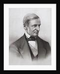 American Essayist and Poet Ralph Waldo Emerson by Corbis