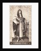 Charles II of England in Royal Robe by Corbis