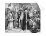 Bishops Blessing Onlookers by Corbis
