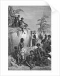 Illustration King Kamehameha Of Hawaii by Corbis