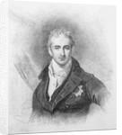 Illustrated Portrait of British Leader Robert Stewart by Corbis