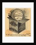 Catalog Illustration of an American Flyer Baseball by Corbis