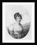 Portrait of Maria Leopoldina by Corbis