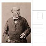 Portrait of Emmanuel Chabrier by Corbis