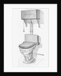 Advertisement for Toilet by Corbis