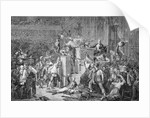 Terror During French Revolution by Corbis