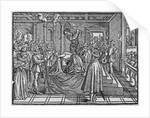 Execution Scene of Mary Queen of the Scots by Corbis