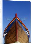Decorated Boat Prow by Corbis