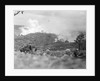 Infantrymen Lying on Ground at Lookout by Corbis