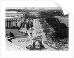 Japanese Victory Parade by Corbis