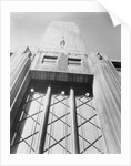 Empire State Building Seen from Below by Corbis