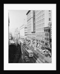 Street Scene in Vancouver by Corbis