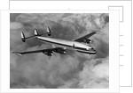Airplane in Flight by Corbis