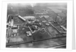 View of Circular Buildings and Landscape at State Prison by Corbis