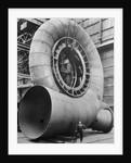 66 Ton Spiral Casing for a Water Turbine by Corbis