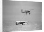 Airplane Refueling in Midair by Corbis