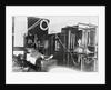 Patient on Roentgen Ray Apparatus by Corbis