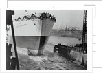 View of Largest Tanker Known by Corbis