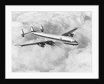 Lockheed Test Plane with Wing Tip Fuel Tanks by Corbis