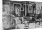 Drawing Room of Siam Royal Palace by Corbis