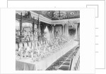 Dining Hall of Siam Royal Palace by Corbis