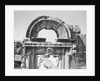 An Ancient Marble Portal From a Synagogue by Corbis