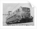 French Locomotive by Corbis
