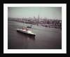 United States Passing New York Skyline by Corbis