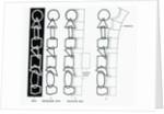 Diagram of DNA by Corbis