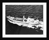 Aerial View of Ship by Corbis