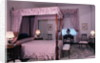 Interior of Guest Bedroom at Blair House by Corbis