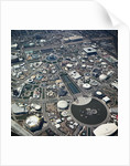 Aerial View of New York World's Fair by Corbis