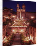 Spanish Steps by Corbis
