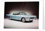 1966 Lincoln Continental Four Door Sedan. by Corbis
