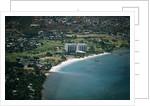 Aerial View of Waikiki Beach by Corbis