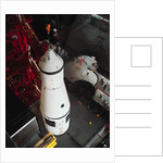 Closeup of a Command Module by Corbis