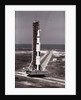 Apollo 10 on Top of Saturn Five by Corbis