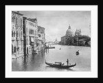 Grand Canal in Venice by Corbis