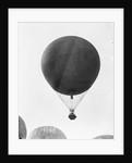 Hot Air Balloon in Flight by Corbis