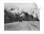 Dust Storm by Corbis