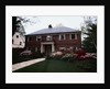 Front of J. Edgar Hoover Home by Corbis